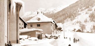 Ferienwohnung Skibase