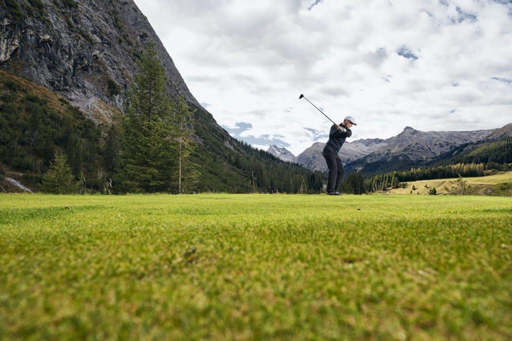 golf klostertal